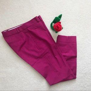 BRF | Sloan Slim Fit Cropped Pant | Size 6
